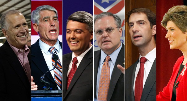 Polls give Republicans edge in critical states