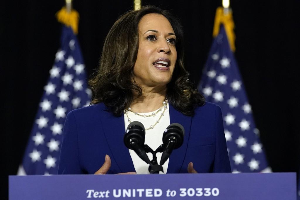 Harris sets off Democratic donor stampede