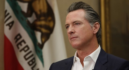 Newsom grants clemency to 26, including man who stabbed elderly woman to death