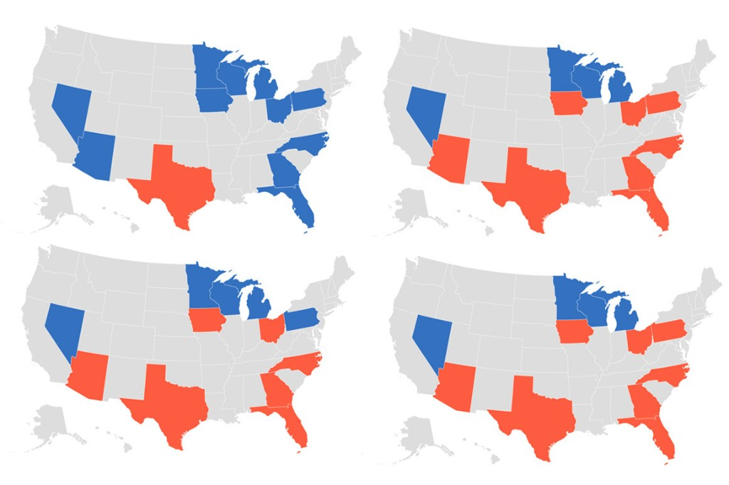 4 GOP Campaign Chiefs Make Their Final Election Predictions. They're as Divided as the Country.