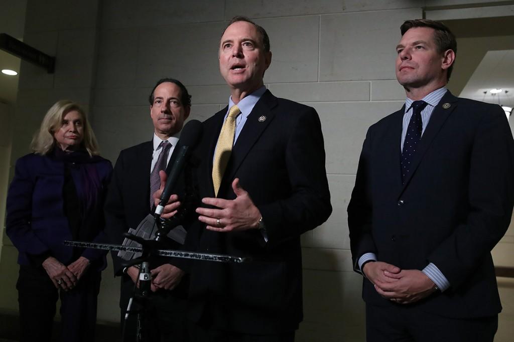 Democrats unveil 3 questions to guide public impeachment hearings