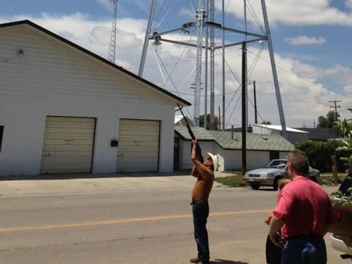 Colorado Town Debates Bounty On Drones