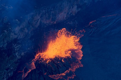 Why don't we just throw all our garbage into volcanoes?