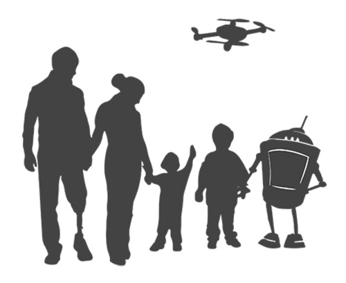 DARPA's Response to Mounting Robophobia is Adorable