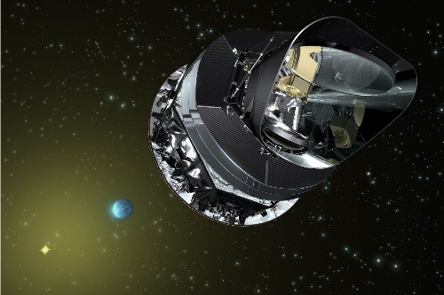 Farewell: Planck Space Telescope Shuts Down