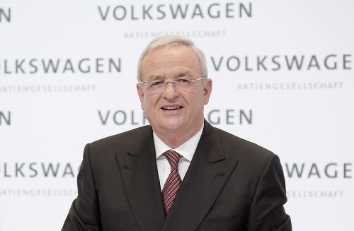 Volkswagen CEO Resigns Over Emissions Scandal
