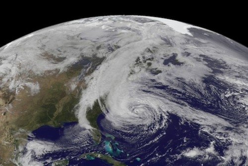 Bill Could Shift Research Focus From Climate Change To 'Weather Forecasting'