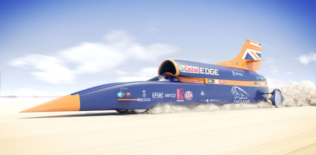 Bloodhound       SSC - Magazine cover