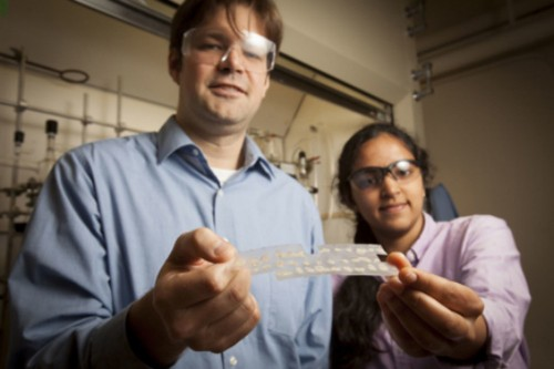 Fluorescent IED-Detecting Polymer Could Replace Bomb-Sniffing Dogs