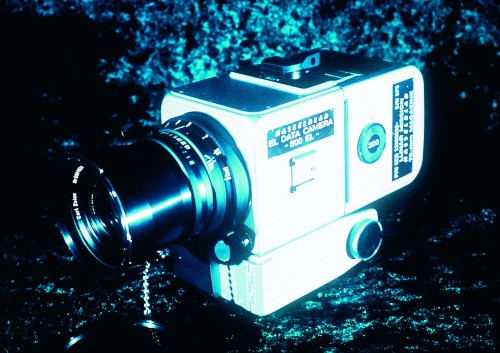 Vintage Big Pic: The Cameras That Captured The First Men On The Moon
