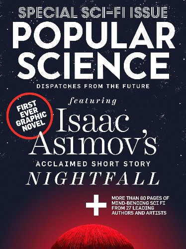 Introducing Our First Sci-Fi Special Issue For The iPad