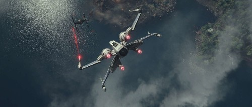 These fighter jets inspired the aircraft in 'Star Wars'