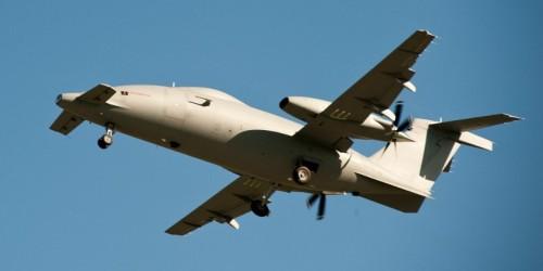 Hammerhead Drone Makes First Flight