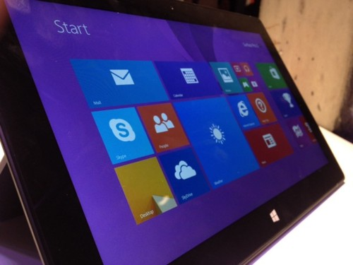 Microsoft Announces The Next Generation Of Surface Tablet