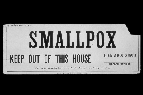 5 Questions About The Smallpox Vials Found In Maryland