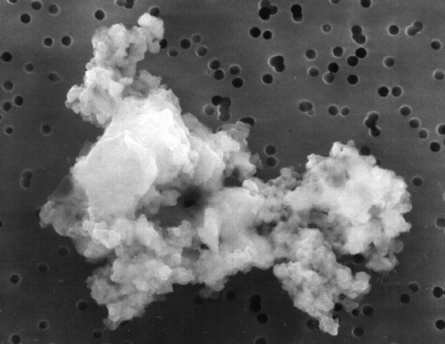 Space Dust Carries Molecules Of Water, Study Finds