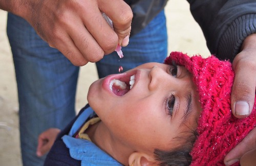 Polio Vaccinators Face Deadly Risks In Pakistan
