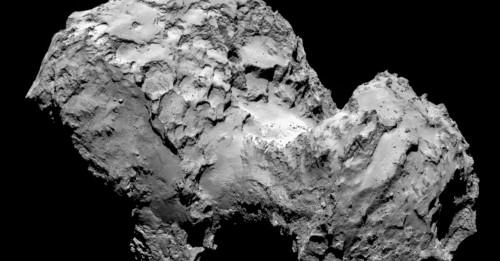 Rosetta Finally Reaches 'Rubber Ducky' Comet