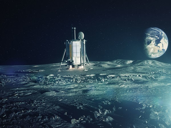 Lunar Mission Wants To Bury Your Hair On The Moon