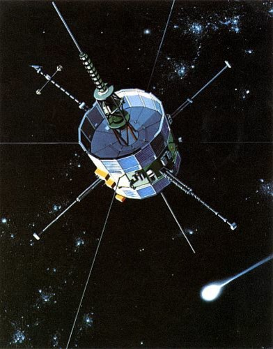 The Many Lives of ISEE-3