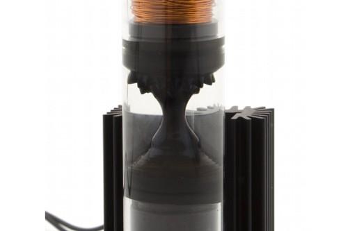 Watch A Ferrofluid Sculpture Move To The Rhythm