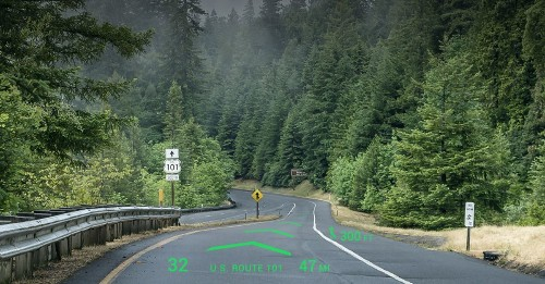 Augmented Reality Is Coming To Your Windshield | Popular Science