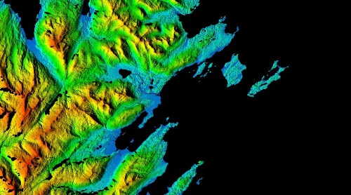 Alaska's Most Detailed Maps Will Reveal The Impacts Of Climate Change
