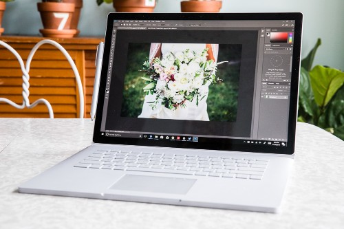 Microsoft Surface Book 2 review: sweet overkill for your stick figure drawings