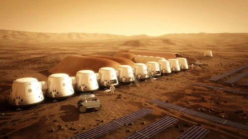 Apply Now For A One-Way Trip To Mars