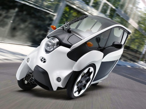 Toyota i-Road Test Drive: Is This Three-Wheeled Electric Vehicle The Answer To Urban Gridlock?