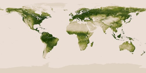 Just How Green Is Earth, Really?