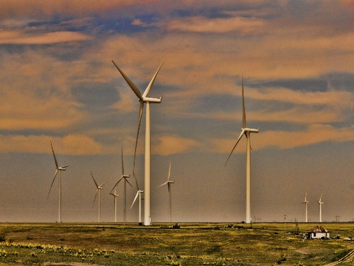 Soon A Texas Town Will Run On 100 Percent Renewable Energy