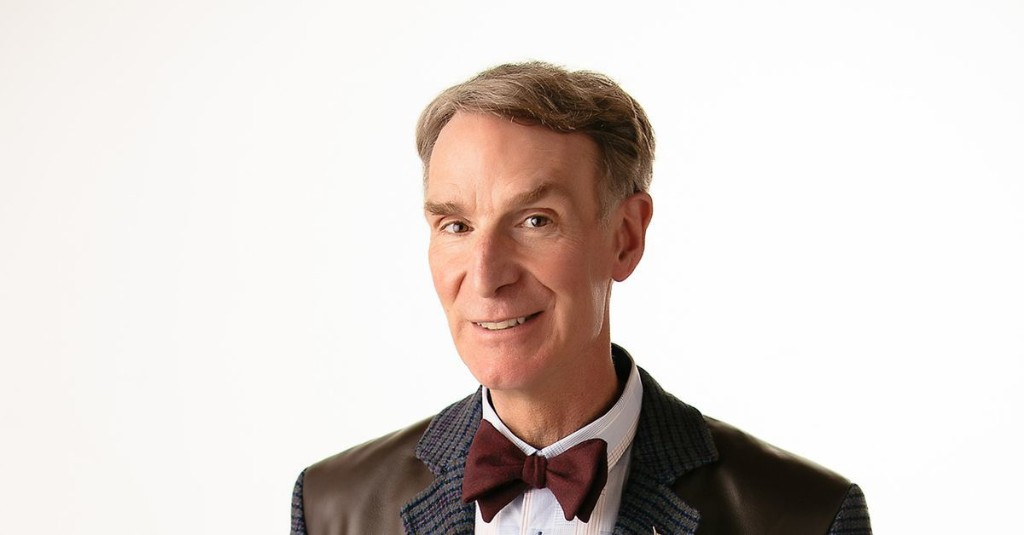 Bill Nye says trust in science is key to beating COVID-19 and climate change