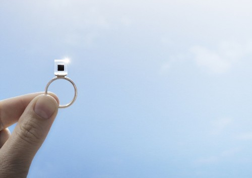 Pollution-Eating Tower Would Turn Smog Into Rings And Cufflinks