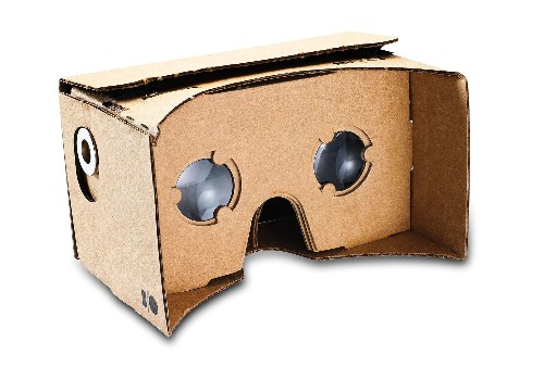 Google Cardboard Is Virtual Reality On A Budget