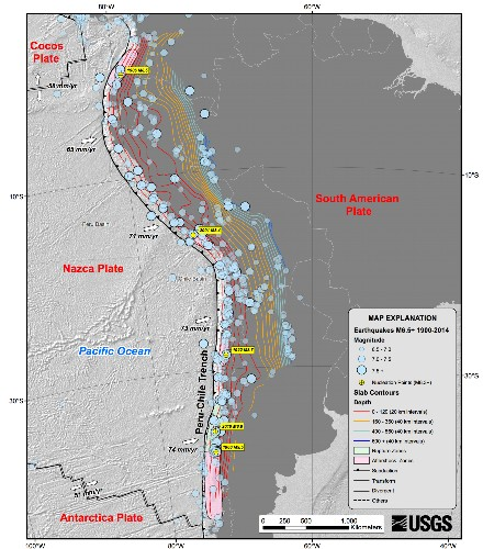 Why Chile's Huge Earthquake Wasn't Much Worse