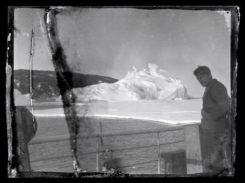 Century-Old Photos From Legendary Explorer Found In Antarctica