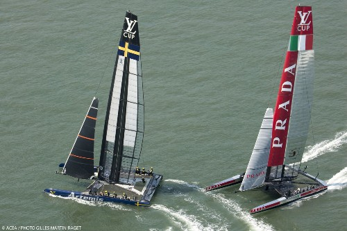 The Crazy Tech Behind The 2013 America's Cup