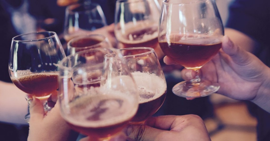 Even moderate drinking might be bad for your brain