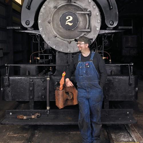 Q&A: Career Advice From A Steam-Engine Mechanic