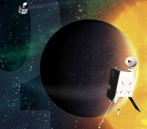 NASA Will Join Japan And Italy On Mission To Mercury