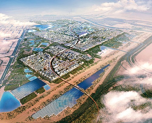 Inside The World's Most Ambitious Eco-City