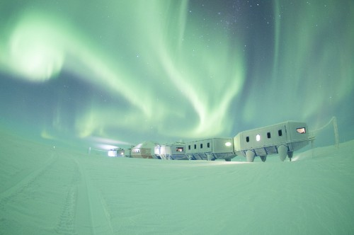 5 Amazing Antarctic Research Buildings