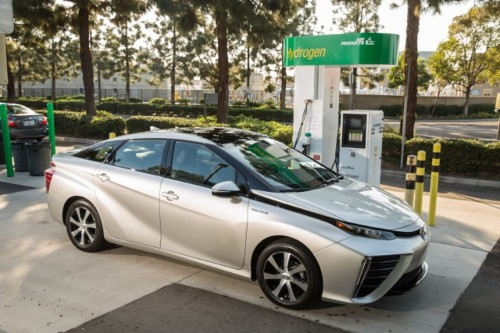 How It Works: The Toyota Mirai