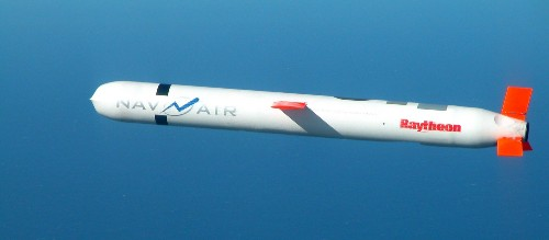 FYI: What Are Cruise Missiles, And How Do They Work?