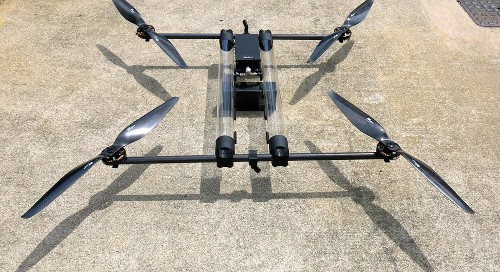 Could This Hydrogen-Powered Drone Work?