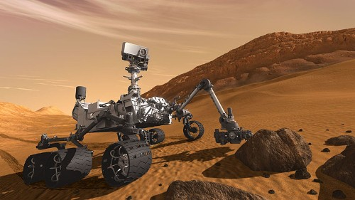 Curiosity Is Back To Work On Mars, But Only For A Few Days