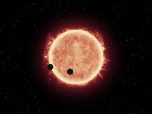 Two Faraway Planets May Have Atmospheres That Can Support Life