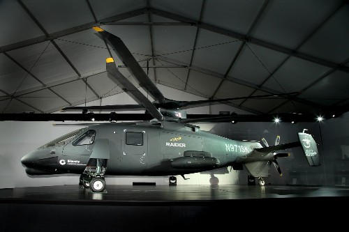 New Military Helicopter Can Cruise At 253 MPH