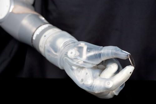 Dean Kamen's DARPA-Funded Prosthetic Arm Gets FDA Approval